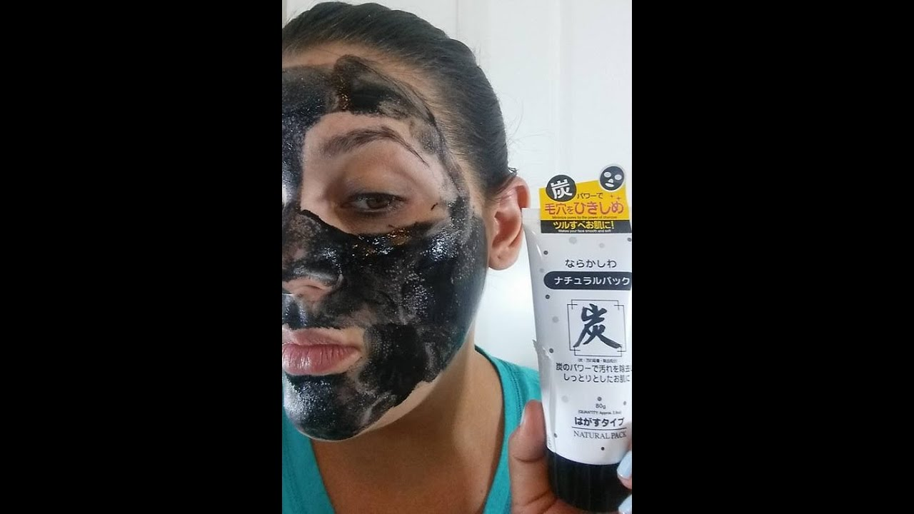Charcoal peel off mask worth the hype beautify your - Masque peel off maison ...