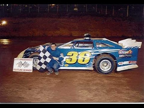 2002 I-77 Speedway (WV) Semi-Late Feature Race - Keith Bills wins, Dallas Carpenter 2nd