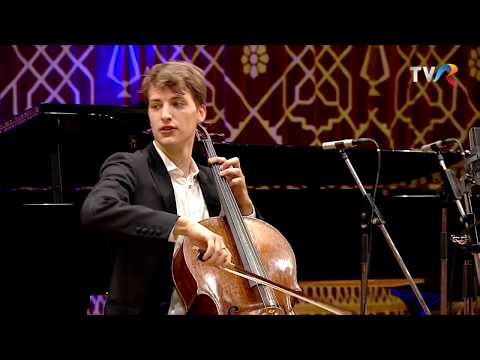 M. Rostropovich: Humoresque - Marcel Johannes Kits & Angela Draghicescu