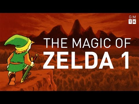 The Magic of the First Legend of Zelda | Game Maker's Toolkit