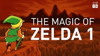 The Magic of the First Legend of Zelda | Game Maker's Toolkit(The next Zelda game, Breath of the Wild, is said to be inspired by the very first game in the series. Let's revisit that seminal game, to see how Nintendo made ..., 2017-02-20T16:30:15.000Z)