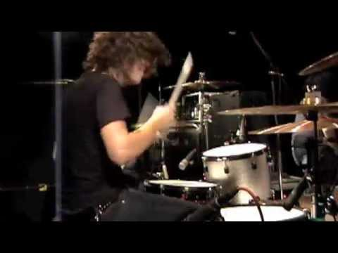 Denver Harbor- Picture Perfect Wannabe: Ilan Rubin Drums