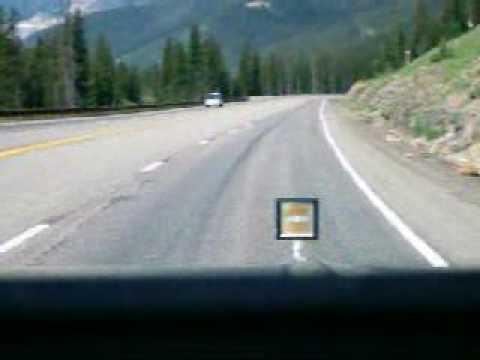 CW McCall - Wolf Creek Pass