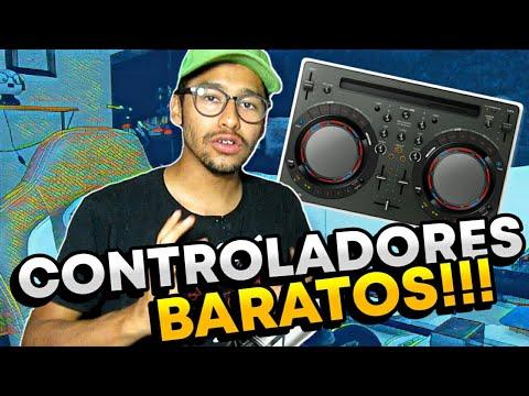Controladores Baratos Para DJ Principiantes - 2018 - PARTE 2