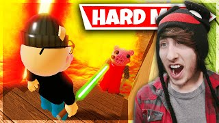 ROBLOX PIGGY HARD MODE.. (Nobody Can Beat This)