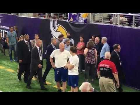 Stan Kroenke & Kevin Demoff At US Bank Stadium – iFolloSports.com