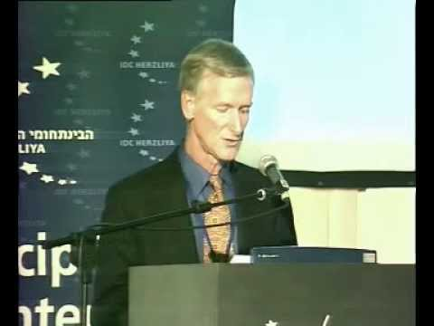 Prof. William Banks - ICT's 7th Annual International Conference