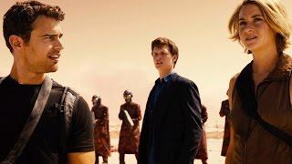 Дівергент, розділ 3: За стіною (The Divergent Series: Allegiant) 2016. Український трейлер №2