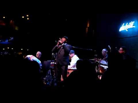 Africa Cries ~ Bruce Henry, Dakota Jazz Club, Minneapolis, MN 1/28/17