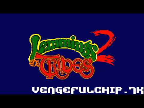 Lemmings 2: The Tribes - Amiga Soundtrack [emulated]
