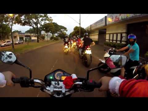 🔔 Virei Papai Noel, ação de Natal do Belgas MotoGrupo  em Dourados MS 🔔