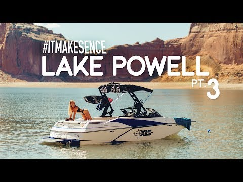 Brooke Ence - FULL SEND LAKE POWELL PT. 3