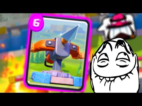 Clash Royale - Twitch Made Me XBOW!