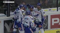 Highlights: Erste Bank Eishockey Liga, 1. Runde: EC Panaceo VSV - HCB Südtirol Alperia 7:2