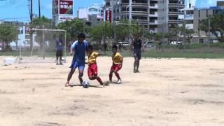 沖縄ドリームサッカークリニック.