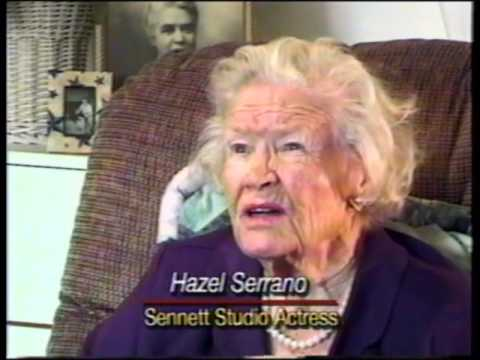 Hazel Serrano - Mack Sennett Movie Actress