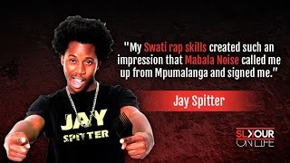 On The Ground: Jay Spitter Explains How He Got Signed To Mabala Noise