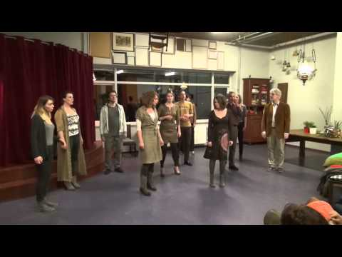 Fly (Merel Martens) - Dutch Organic Choir
