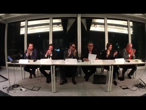 Demi-finale - concours d'éloquence 2015-2016 /Lysias Paris 10 Nanterre