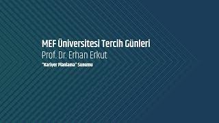MEF Üniversitesi Tanıtım Günleri 18 - 2 Ağustos Canlı Yayını