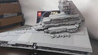 #16 LEPIN 05027 Imperial Star Destroyer UCS LEGO 10030 review