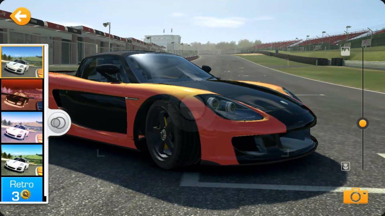 Race Car Replica Gt