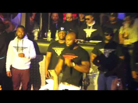 Kaaris Mad club lausanne suisse 06.02.2014