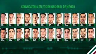 PRIMERA CONVOCATORIA de TATA MARTINO con la SELECCIÓN MEXICANA #DaniFutEnVivo