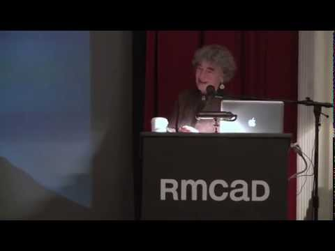Lucy Lippard | Imagine Being Here Now: Ghosts, the Daily News, and Prophecy | VASD Program at RMCAD