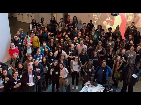 Art + Feminism: Careful with Each Other, Dangerous Together | MoMA LIVE
