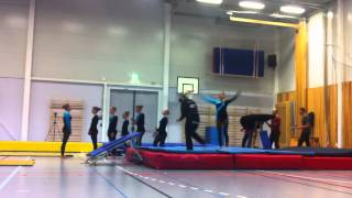 Truppcupen 20121020 Wifolka GF Trampett klass C2