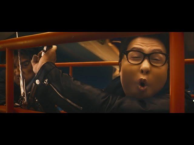 ドニー・イェン×谷垣健治!映画『燃えよデブゴン/TOKYO MISSION』予告編