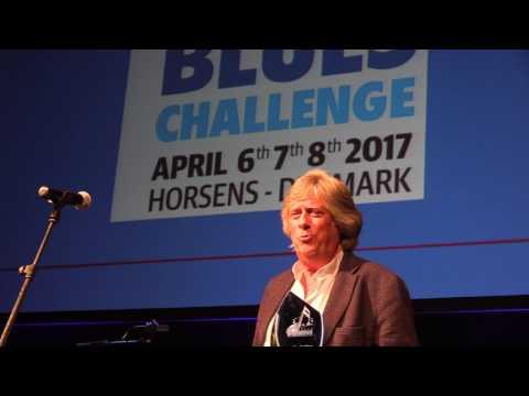 Mike Vernon producer @ EBC - Horsens, Denemarken - 08/04/17