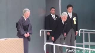 Скачать Emperor Of Japan Receives Surprise BANZAI Salute