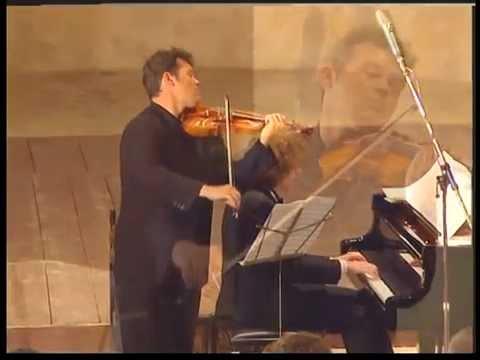 VADIM REPIN and VLADIMIR MOGILEVSKY play MOZART VIOLIN SONATA KV 304