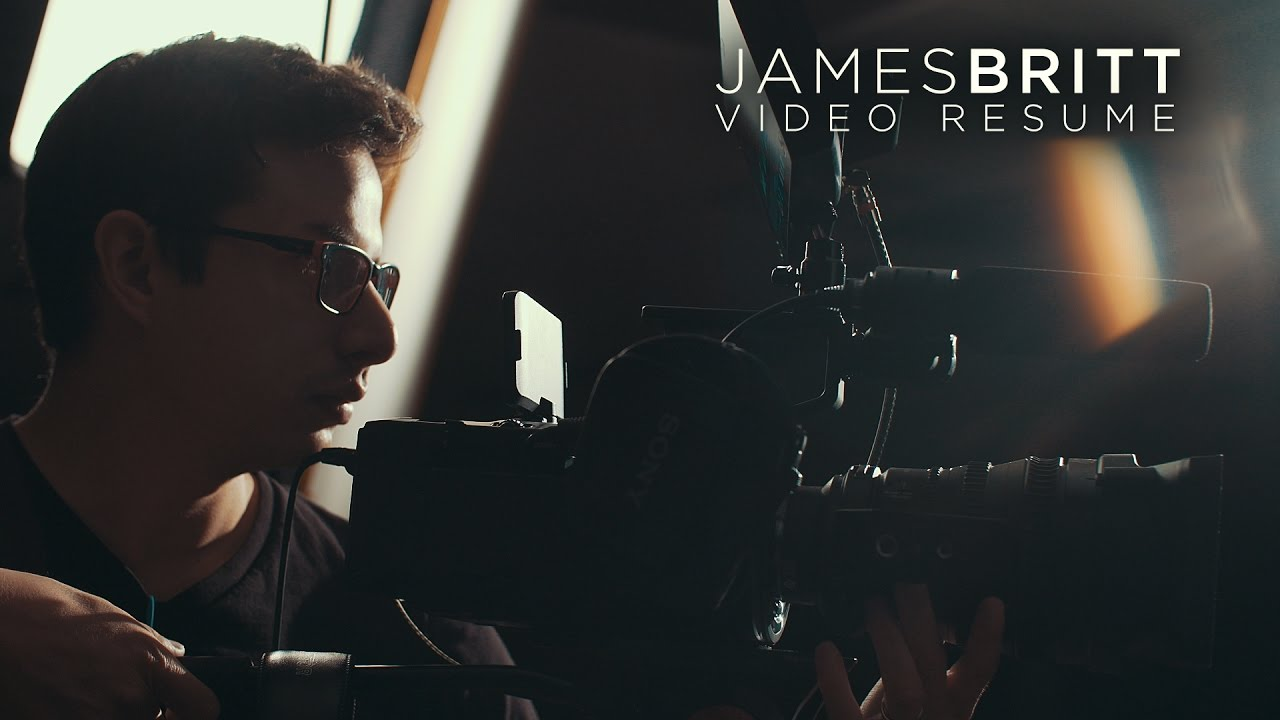 James Britt: Cinematographer Video Resume (2017) - YouTube