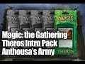 MtG - Anthousa's Army Intro Pack Opening