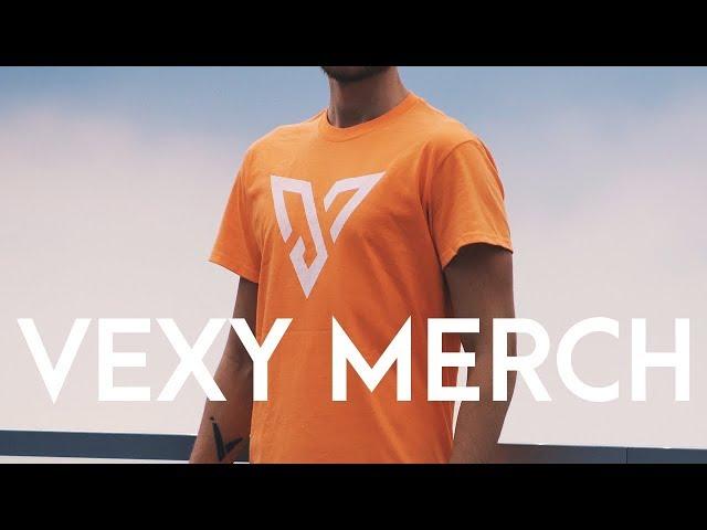 New Vexento Merchandise!