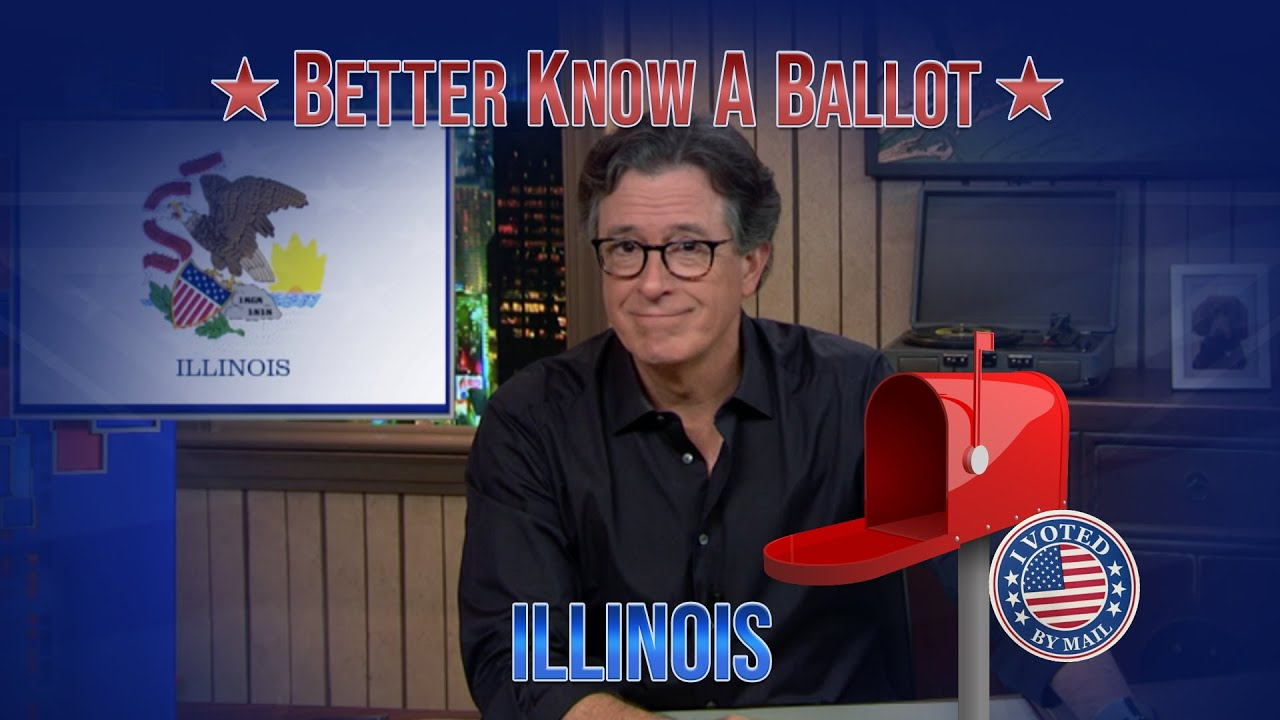 "Illinois, Confused About Voting In The 2020 Election? ""Better Know A Ballot"" Is Here To Help!"