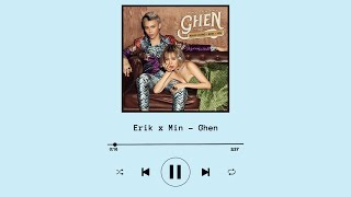 Erik x Min - Ghen [Vietnamese/English lyrics]