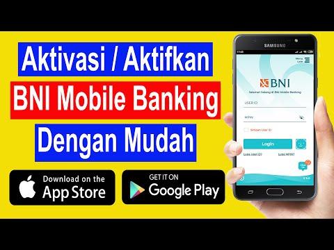 kenapa aktivasi mobile banking bni gagal terus.