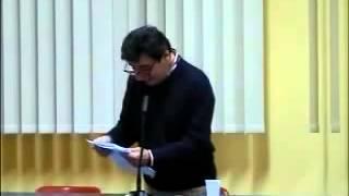 Corrado Malanga conferenza