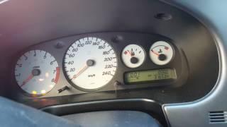 Заводим Nissan Primera P11-144 Sr20ve в мороз -30.