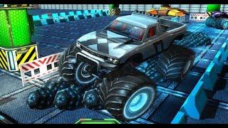 4X4 Offroad Monster Truck Full Gameplay Walkthrough
