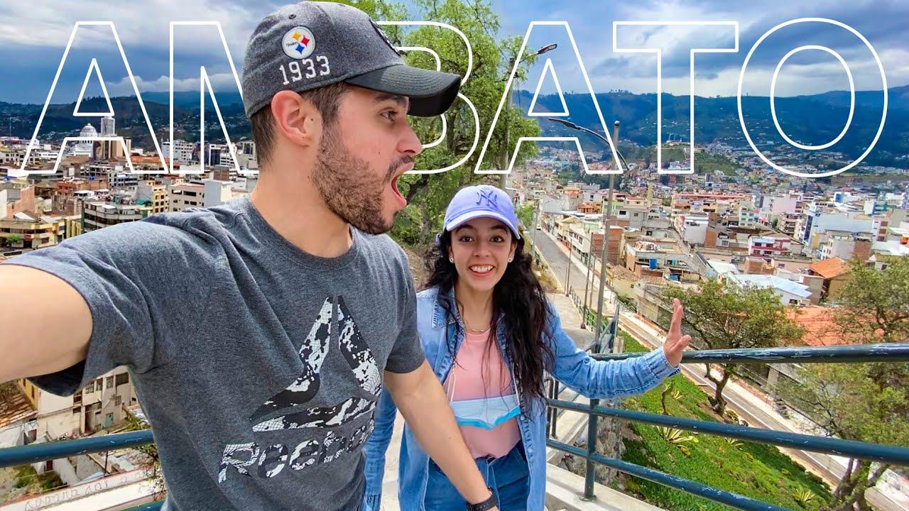 Download Esta ciudad ha sido RECONSTRUIDA 3 VECES | Centro de Ambato - Ecuador