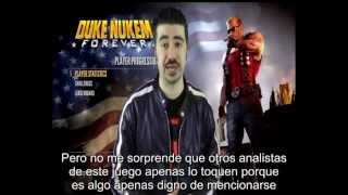 Angry Joe: Duke Nukem Forever - Xbox 360 / PS3 / PC (sub español latino)