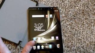 My new tablet. Finally! Asus 3s 10.