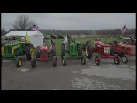 tractor Day at AG POWER, Carrollton, Mo