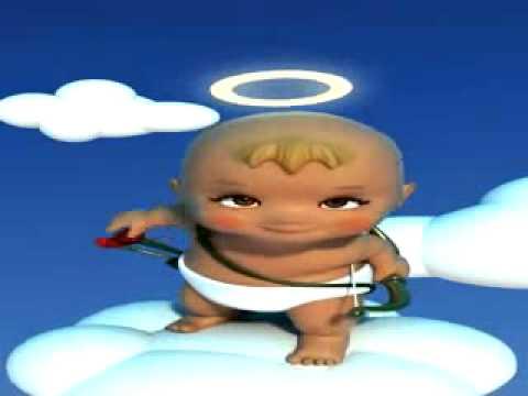 Cupido Es Un Angelito Youtube