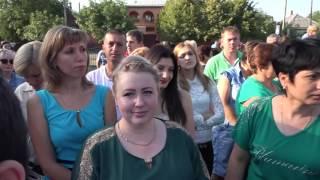 Видеосъёмка в Краснодаре и Адыгее. Школа 2, первый звонок 1 сентября